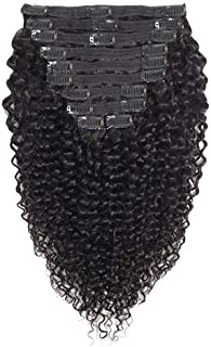 Best clip in hair extension curly Reviews