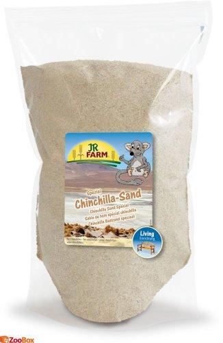 JR Farm Chinchilla-Sand Spezial Eimer 4kg