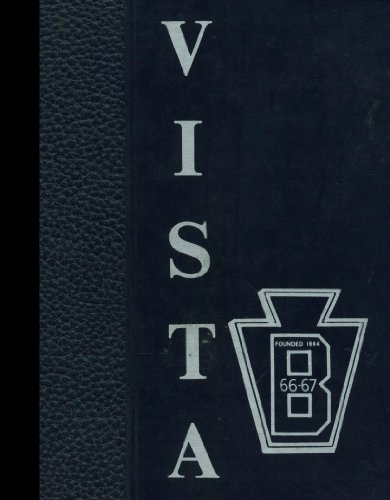 (Reprint) 1967 Yearbook: Belleville High School, Belleville, New Jersey