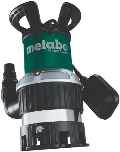 Metabo TPS 16000 S Combi Schmutzwasserpumpe - 2