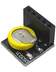 Renquen DS3231 IIC - Módulo de reloj en tiempo real (RTC) para Arduino y Raspberry Pi (1 unidad)