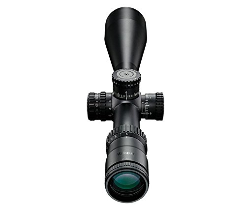 Find Cheap Nikon 16384 X1000 Matte Illuminated x-MRAD Reticle Rifle Scope, 6-24x50SF, Black