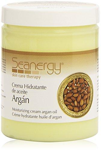 Seanergy Crema Hidratante Aceite Argan Tratamiento Corporal