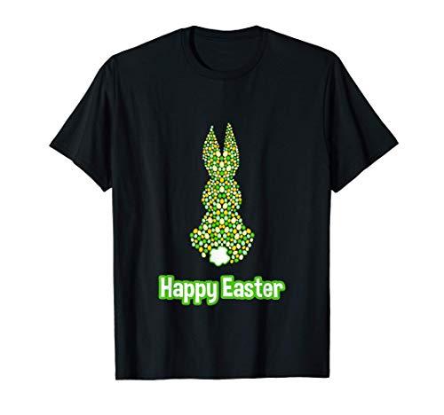 Hasen Design für Ostern - Frohe Ostern T-Shirt