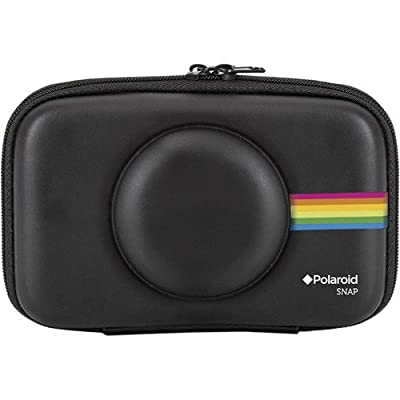 Zink Polaroid Eva Case for Snap & Snap Touch Instant Print Digital Camera (Black) by Polaroid