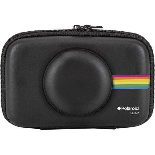 Polaroid Schutzhülle aus Silikon für Polaroid Snap Instant-Print-Digitalkamera (Schwarz)