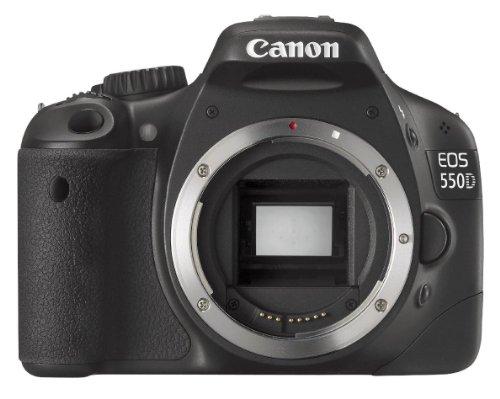 Canon EOS 550D Fotocamera Digitale Reflex (solo corpo) 18.7 Megapixel