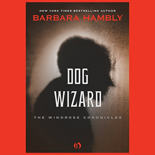 Dog Wizard audiobook cover art