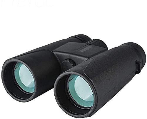 BVYHGCVBW Binoculares telescopio 10X42 Potente catalejo portátil de Nivel HD para Francotirador de Visor Nocturno de Turismo