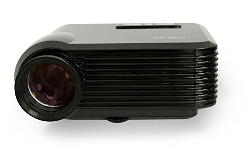 iDGLAX iDG-787 LCD LED Video Multi-Media Mini Portable Projector 1200 Lumens for Home Theater Movie...
