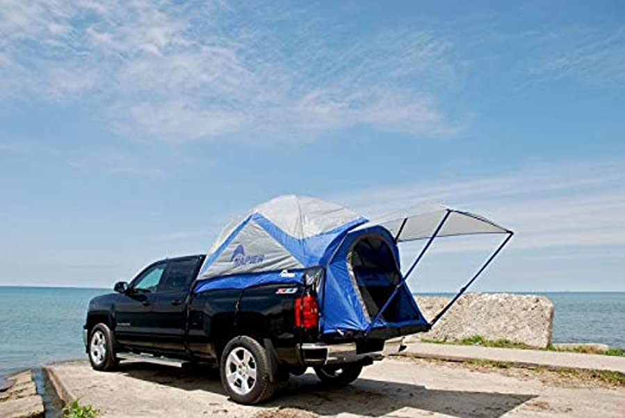 Napier Sportz Truck Tent III for Compact Regular Bed Trucks (for Toyota Hilux and Tacoma Models) by Napier Enterprises