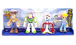 Toy Story Bendable Figures