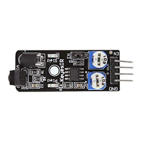 HUABAN 3 trozo KY-032 Smart Electronics Keyes 4pin IR Módulo de sensor de evitación de obstáculos infrarrojos para Arduino DIY Smart Car Robot