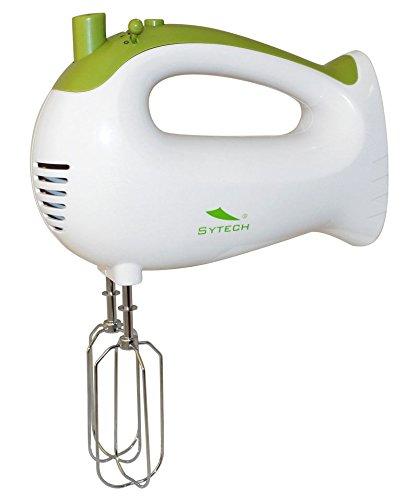 Sytech SY-MZ25VR Mezcladora de mano, 250 W, Verde