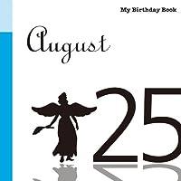 8月25日 My Birthday Book