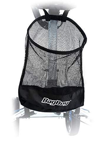 Bag Boy Cart Storage Basket
