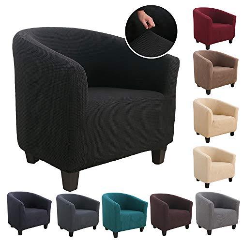 Souarts Sesselhussen Sesselbezug Stretch Elastisch Sofahusse Sofabezug Sesselschoner Couch Husse Sofaüberwurf
