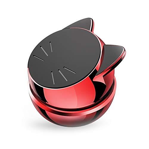 Copa del teléfono móvil del Coche del Soporte de succión Accesorios Tipo Conveniente de Coches Porta Móvil Coche (Color : Red)