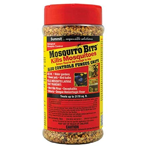 Summit 116-12 Quick Kill Mosquito Bits, 8-Ounce