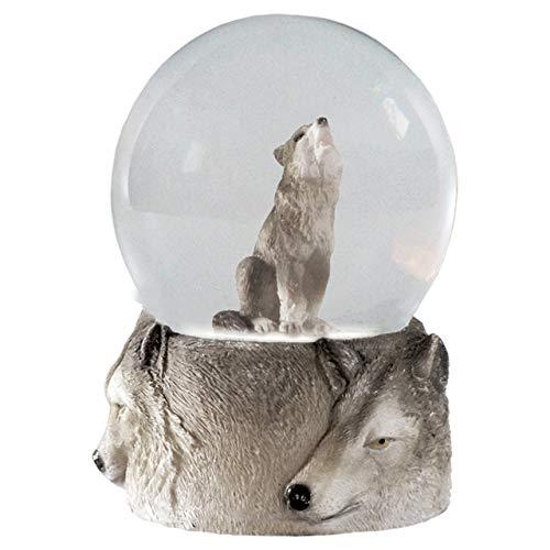 Schneekugel Wolf von Deluxebase
