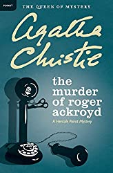 Rich results on Google's SERP when searching for 'the murder of roger ackroyd'