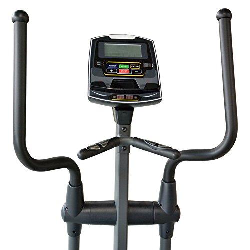 EnjoyFit® Crosstrainer Heimtrainer Ergometer Bild 3*