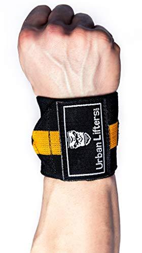 Urban Lifters Fasce per i Polsi (Coppia) -Wrist Wraps (Powerlifting)