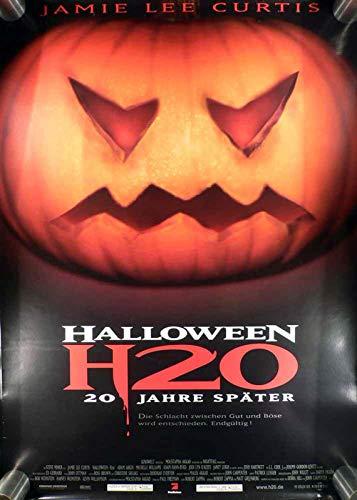 Halloween: H20 - Filmplakat A1 84x60cm gerollt (2)