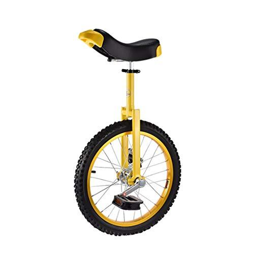 DC les Monociclos Carretilla, Monociclo Deportivo para Adultos de 20 Pulgadas para niños, Acrobacias, Bicicleta de Equilibrio para una Sola Aptitud (4 Opciones de Color) (Color : B)