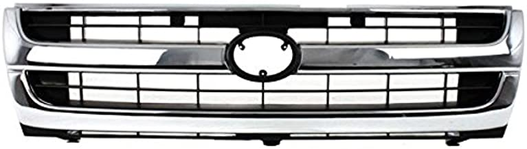 Koolzap For 97-00 Tacoma Pickup Truck RWD Front Grill Grille Assy TO1200205 5310004070