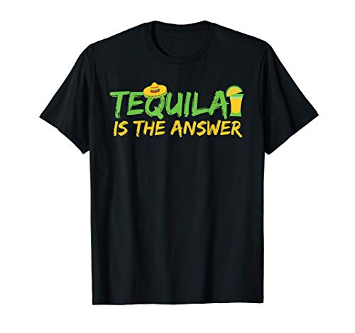 Tequila Shot Cinco de Mayo TeAmo TeQuila T-Shirt