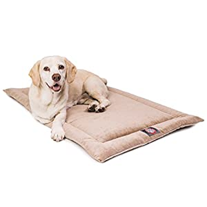 36″ Villa Pearl Crate Dog Bed Mat By Majestic Pet Products