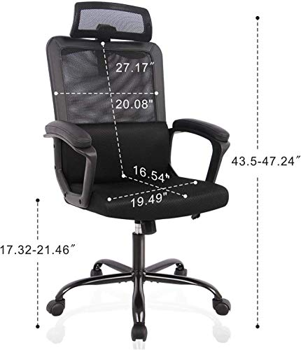 Smugdesk Lumbar Support Office Chair