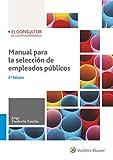 Manual para la selección de empleados públicos (2ª Edición)