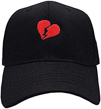 Broken Heart shop Dad Hat Embroidered Curved Baseball Adjustable Luxury goods Cap