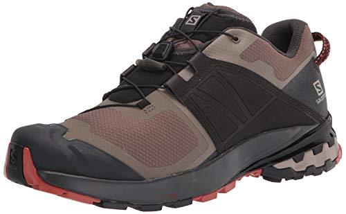 SALOMON XA Wild, Zapatillas de Trail Running Hombre, Bungee Cord/Phantom/Burnt Brick, 46 EU