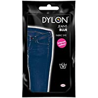 Dylon Hand Dye Sachet (NVI) 41 Jeans Blue Fast Postage
