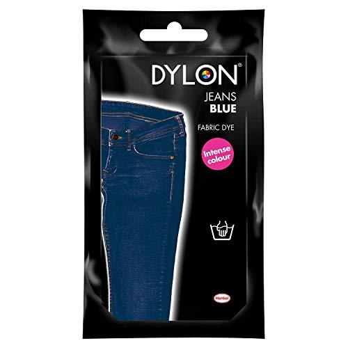 Dylon Hand Fabric Dye Jeans Blue
