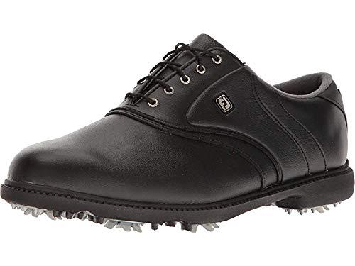 Footjoy Herren FJ Originals Golfschuhe, schwarz, 44.5 EU