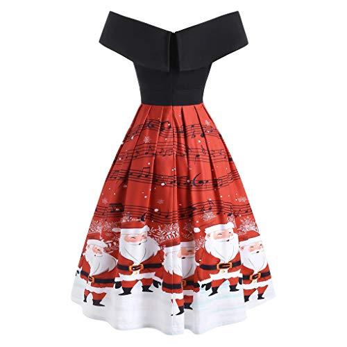 Pwtchenty Damen Brautjungfernkleid FüR Hochzeit Abendkleider Elegant Spitzenkleid...