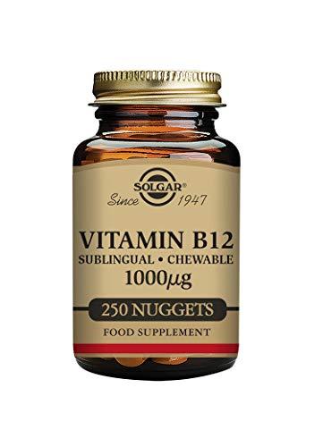 Solgar-Vitamin-B12-1000-g-Sublingual-Chewable-Nuggets-Pack-of-250