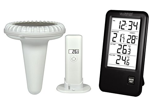 Start STATION AVEC THERMOMETRE SPECIAL PISCINE 1 WS9068
