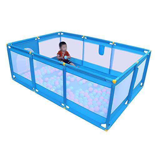 NYDZDM Jeu de bébé pour Parc de bébé Barrière de sécurité Baby Guardrail (Size : 190x128x66cm)