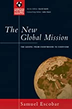 Best samuel escobar the new global mission Reviews