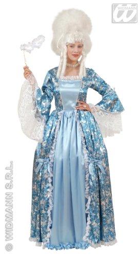 WIDMANN 9029B disfraz de princesa catalina la grande m