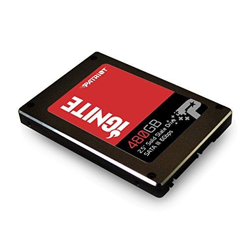 Patriot Memory Ignite 480 GB Serial ATA III 2.5