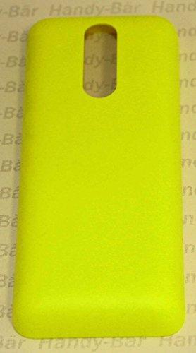 Akkudeckel gelb für Nokia 108