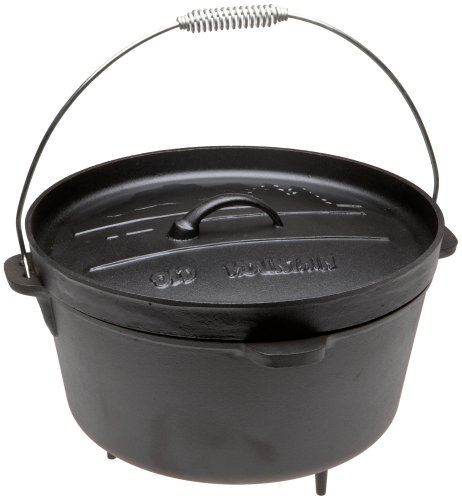 Old Mountain Preseasoned Dutch Oven 11L