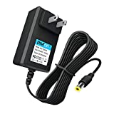 PwrON 12V Replacement AC to DC Adapter Compatible with Casio Piano Keyboard AD-A12150LW / AD-A1215LW PX-130 PX-350 PX-160 PX-150 CDP-120 CTK-6000 CTK-6300 CTK-7200 CDP-135 WK-6500 WK-6600 AP-220