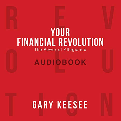 Your Financial Revolution audiobook cover art